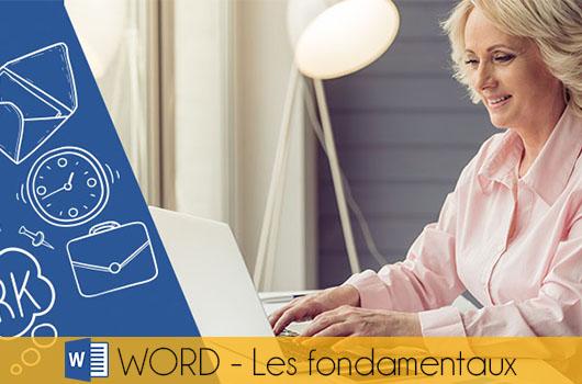 BandeauCours WordFondamentaux